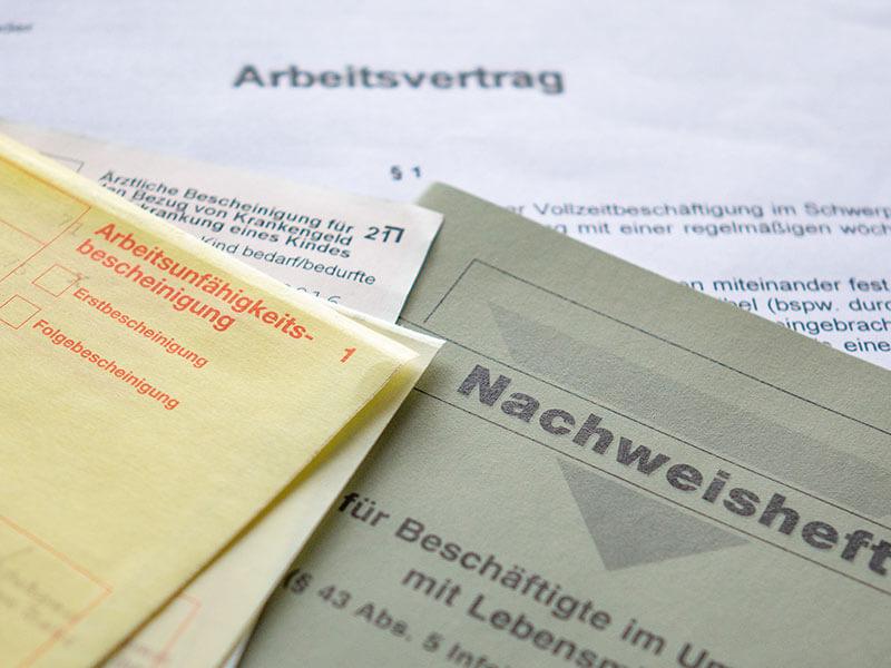 Arbeitsrecht | Rechtsanwalt München (Symbolbild)