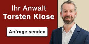 Button Rechtsanwalt Klose München, Anwalt für Arbeitsrecht
